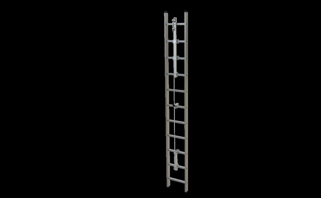 Varovanje lestev