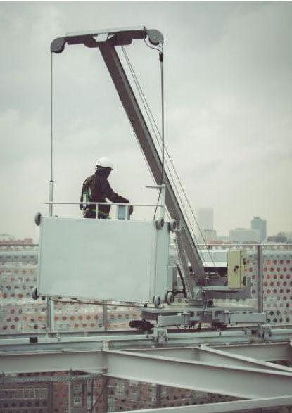 BMU (Building Maintenance Unit)